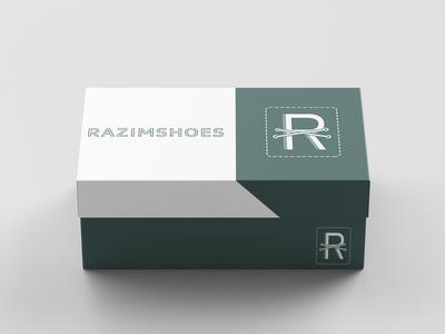 Shoe Box Branding for Razim Shoes