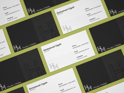 Call Card Design