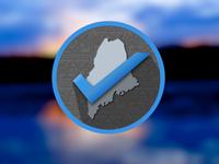 Maine, Check