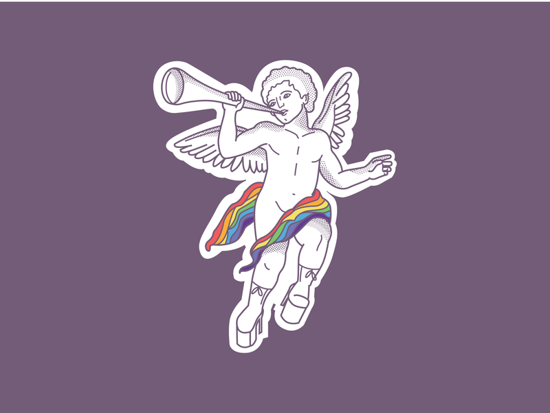 Pride Angel