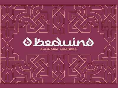O Beduíno Logo branding logo arabic logo arabic typography
