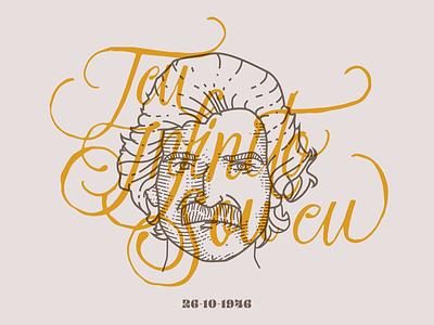 Belchior handletter type lettering typography brand character branding brazil mikoko drawing illustration vector