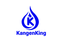 kangen water company custom logo design for business