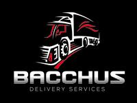 Delivery service logo design for Upwork client