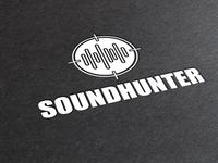 Sound Hunter Logo Update version   music band