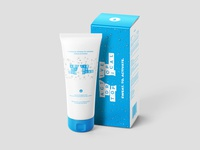 Active Drop Topical Packaging