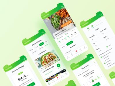 Nutrition Web App 🌿