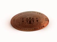 Fake Smashed Penny