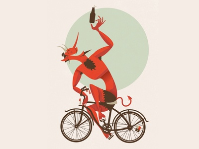 """""""Ever dance with the Devil in the pale moon light?"""" Artcrank"""
