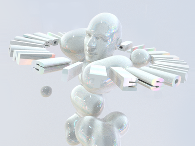 metabol c4d42 cinema4d 3d animation 3d artist с4d design ui  ux web design ui