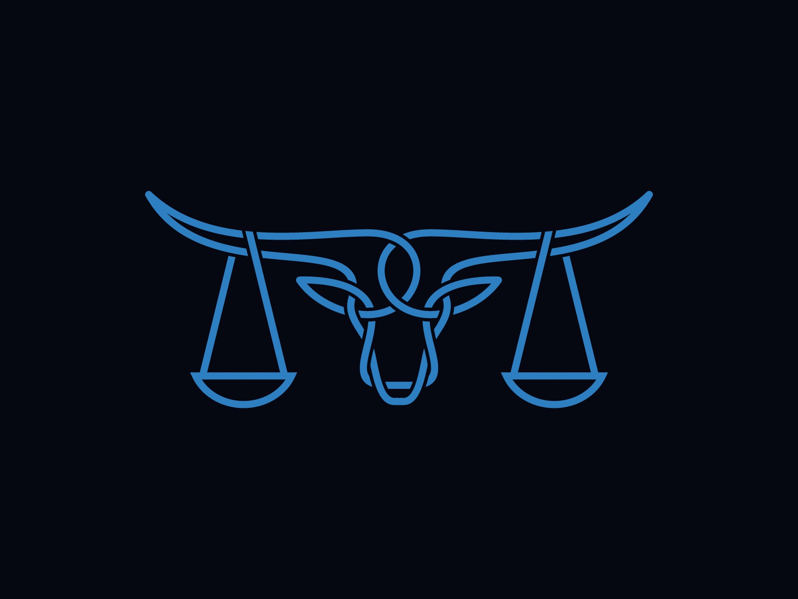Bull And Neraca Logo Designs By Sixtynine Designs On Dribbble