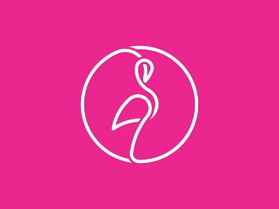 Circle Line Flamingo Logo Designs mature logo flamingo logos luxurious logo modern logo flamingo logo logo for sale creative logo feminine logo luxury logo minimalist minimalist logo simple logo monoline logo logo pictorial mark unique design branding logo design sophisticated logo