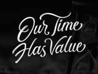 Our Time Has Value