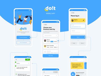 Doit - mobile app
