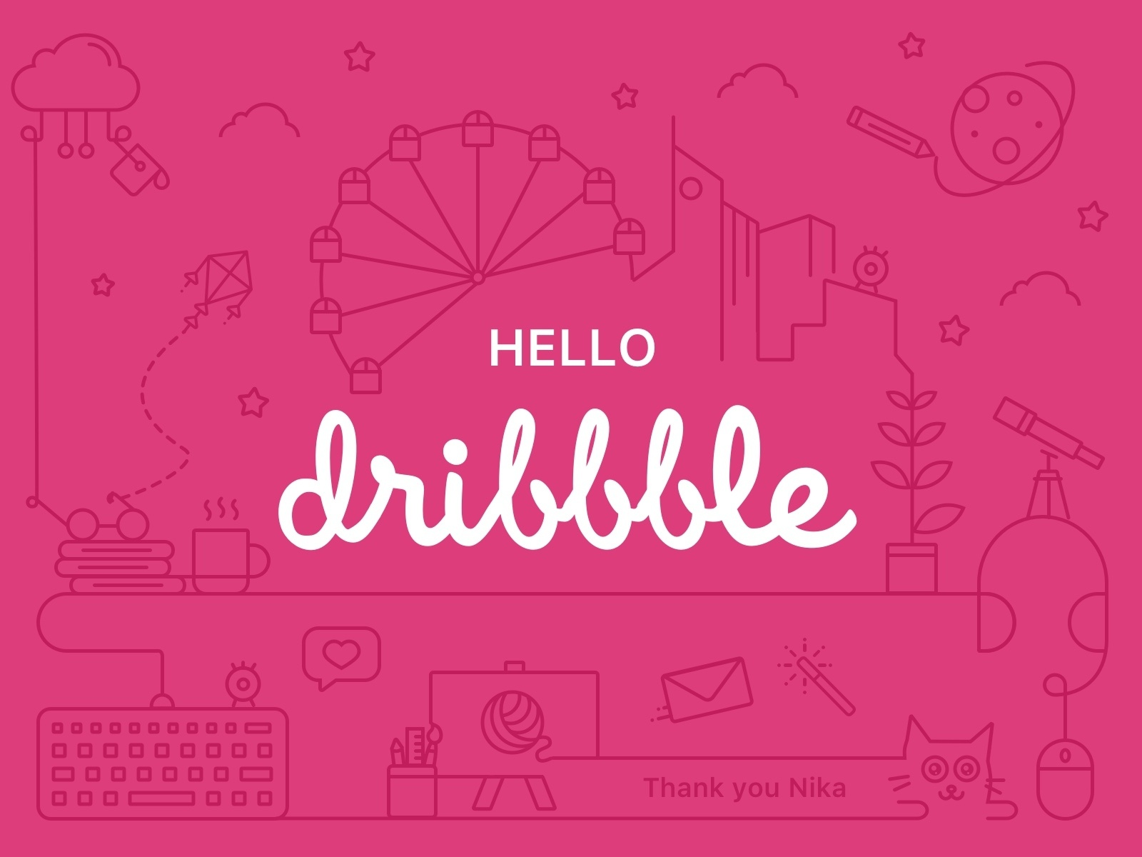 Flirt App Designs, Themes, Templates And Downloadable Graphic Elements On Dribbble