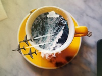 A waveful Cup