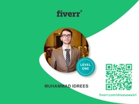 Fiverr - Level One Seller