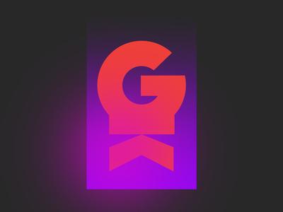 Gk Logo Design
