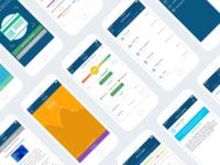 Score & Report Mobile App