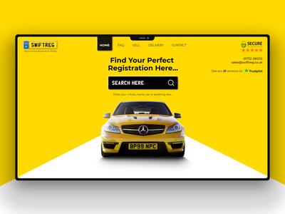 Website UI typography website design web design website banner design banner ui design ui design