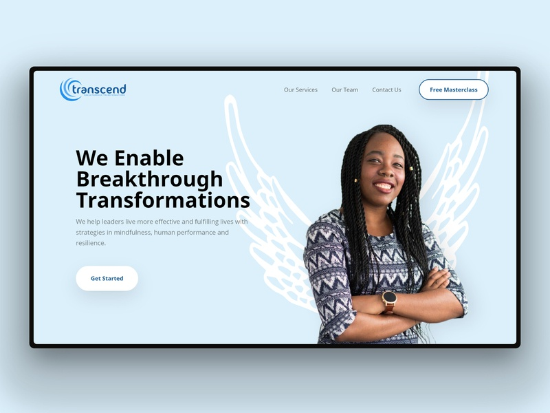 Web Design typography ux website design web design website banner design banner ui design ui design