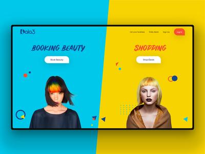 Web Design ux website design web design website banner design banner design ui design ui