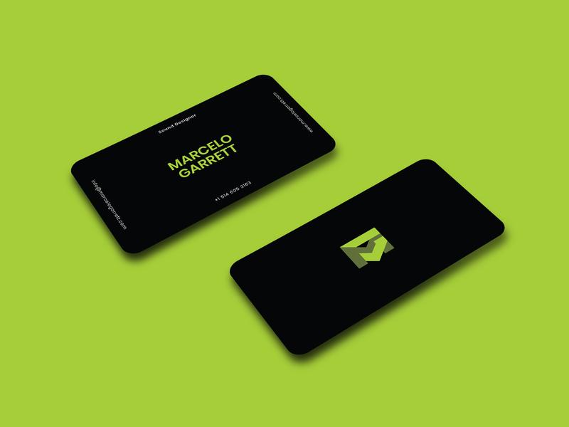 Business Card branding vector print design business card