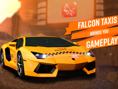 Falcon Taxis Gameplayer