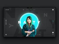 Website UI