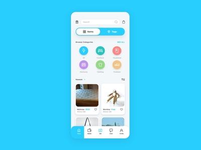 Selling App UI