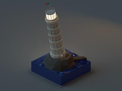 Italian Lighthouse