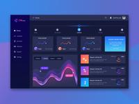 Blockchain backend interface