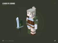 LEAGUE OF LEGENDS-Riven