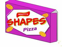 Arnott's Pizza Shapes