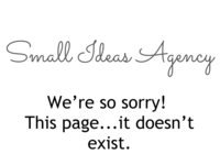 Not another 404 page!