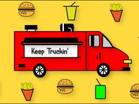Keep Truckin...