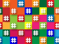 What's the #hashtag?