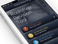 Radiology Revision Tool
