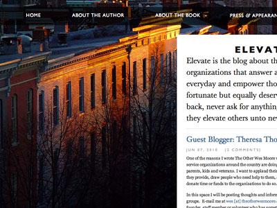 Negative Space Blog wordpress blog negative space