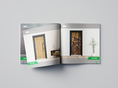 Steel Doors Catalog - VAM catalog