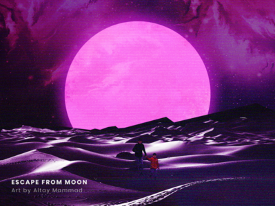 Escape froom moon