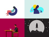 Top4Shots on Dribbble