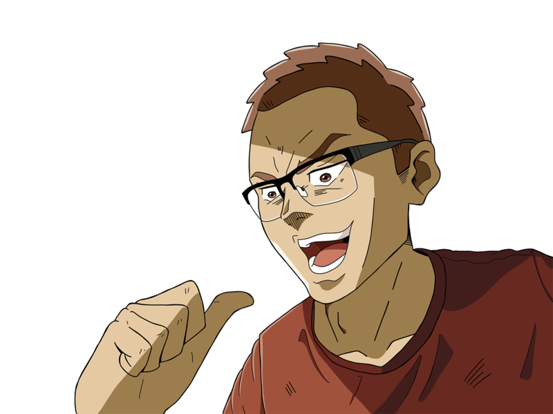 DIO portrait self-portrait self portrait jojo japanese japan manga anime dio drawing draw illustration