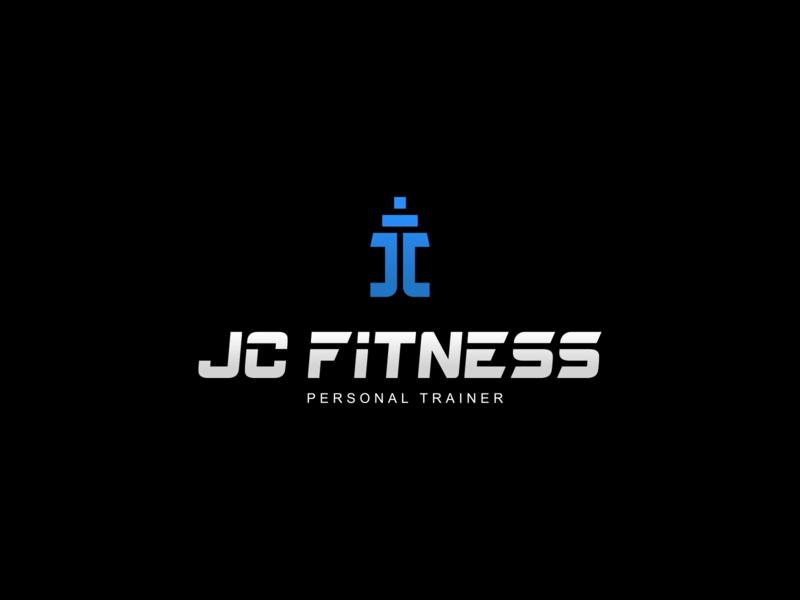 Personal Trainer logo trainer coach weights workout gym fitness fit branding logo minimalistic design illustration vector minimal minimalism minimalist icon