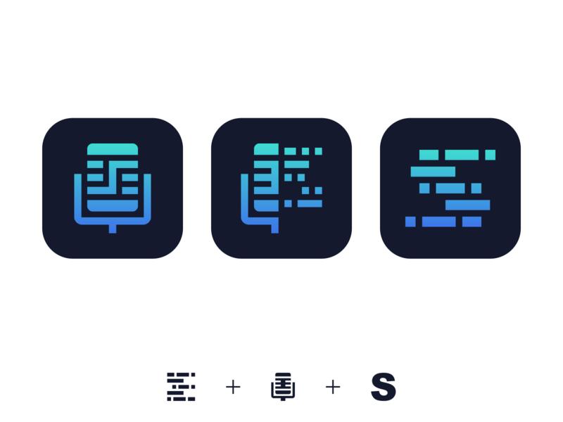 Midi app icon record audio midi app icon app branding logo minimalistic design illustration vector minimal minimalism minimalist icon
