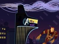 Iron Man: Into the Spider-Verse