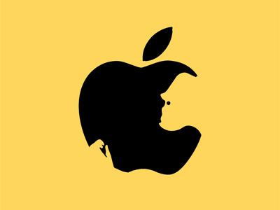 Apperilla apple gorilla logo