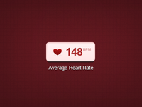 AVG Heart Rate