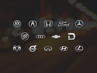 WIP: 32x32 auto brand icons