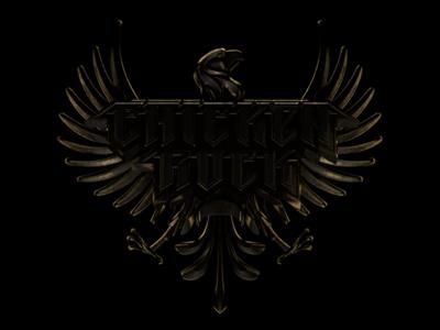 Chicken Rock logo
